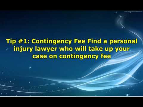 Tips for Choosing Personal Injury Attorney