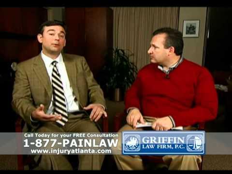 Legal Tip:  Personal Injury Damages - Adam Goldfein Interviews Attorney Richard Griffin