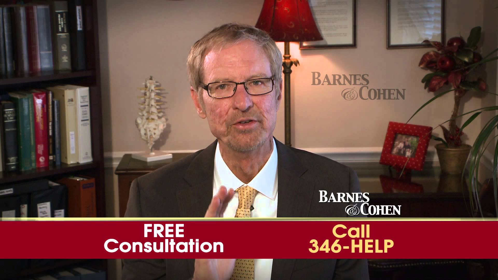 Jacksonville Injury Attorney Chuck Barnes Gives Legal Tips