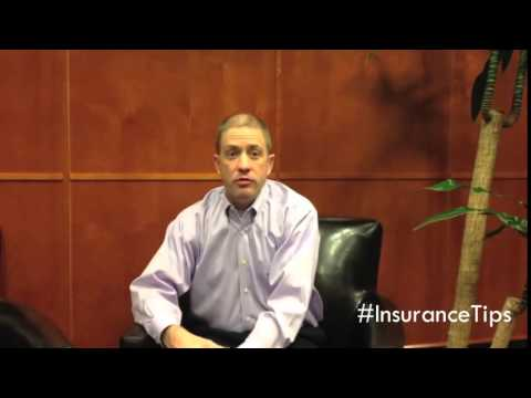 Insurance Tips  Episode 6, Personal Injury Protection