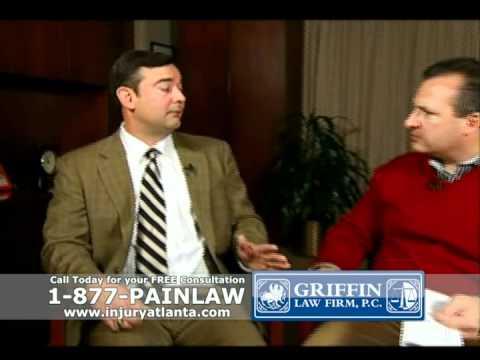 Legal Tip - Personal Injury:  Adam Goldfein Interviews Personal Injury Attorney Richard Griffin