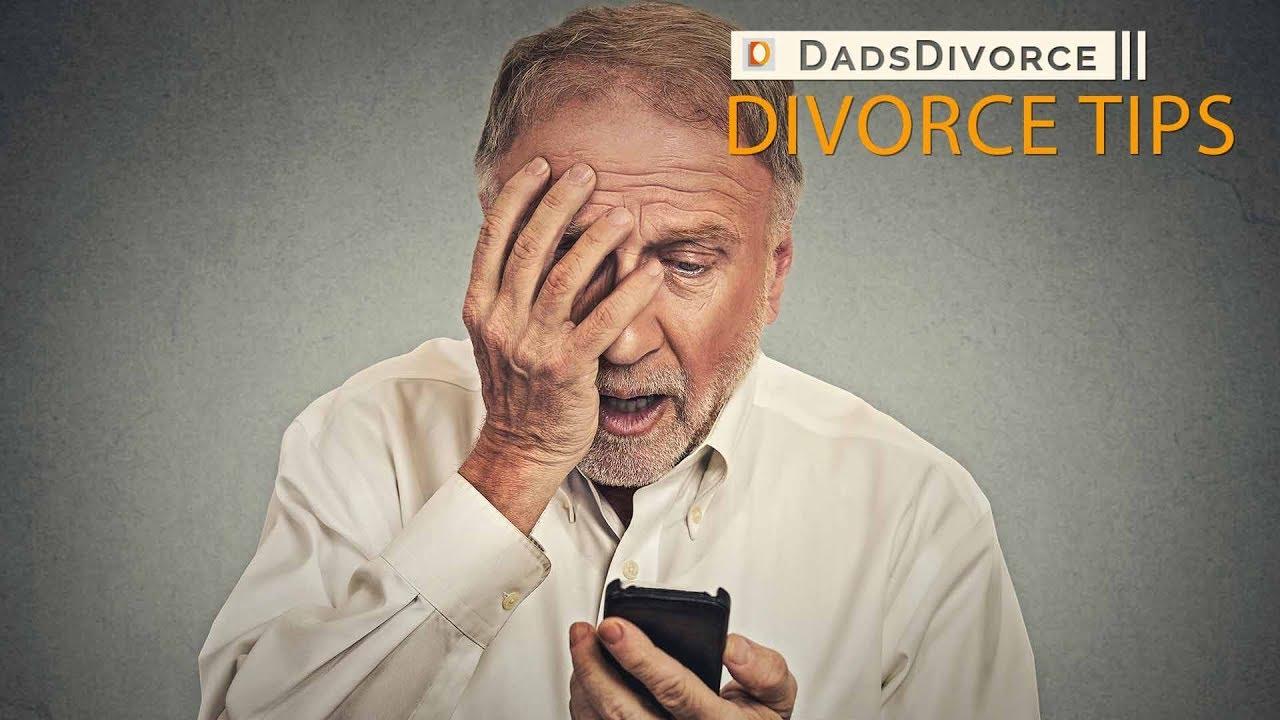 Monitoring Social Media Use During Divorce | Dads Divorce | Divorce Tips