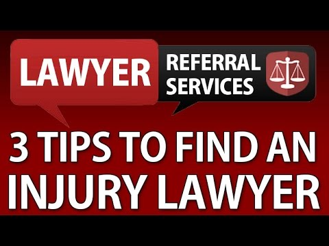 3 Vital Tips to Find the Best Personal Injury Lawyer to Win You Money