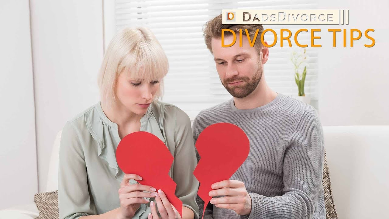 How To Have A Healthy Divorce | Dads Divorce | Divorce Tips