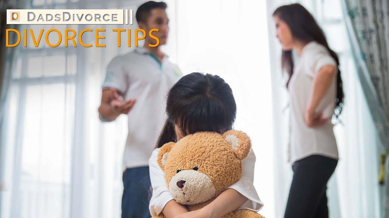 Keeping Your Kids Out Of The Divorce | Dads Divorce | Divorce Tips