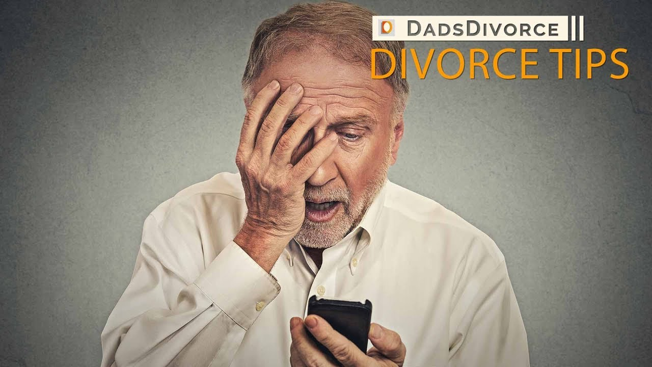 Monitoring Social Media Use During Divorce | Dads Divorce | Divorce Tips